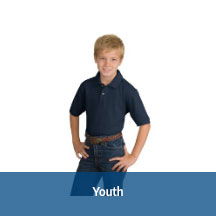 Youth Polos